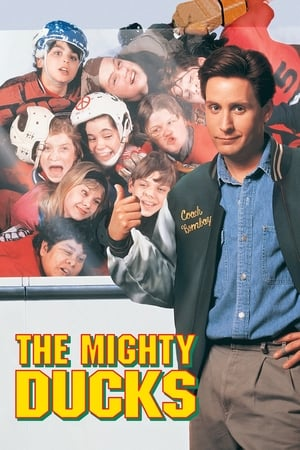 Poster The Mighty Ducks 1992