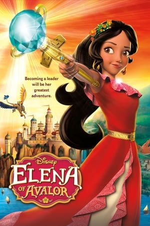 Poster Elena of Avalor 2016
