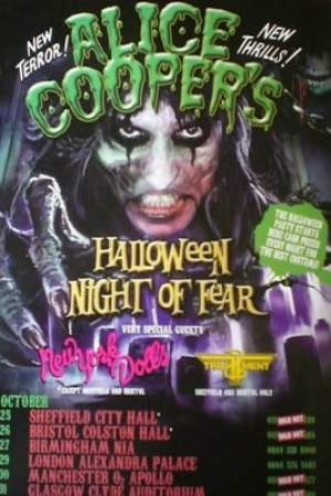 Image Alice Cooper: Halloween Night of Fear London