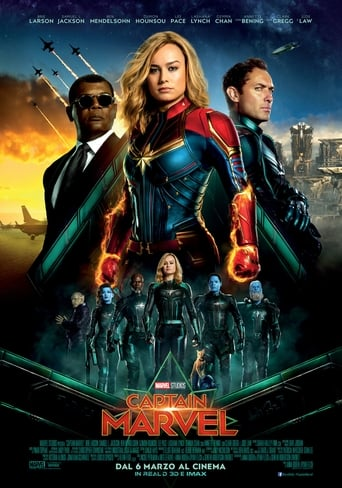 Download]! Captain Marvel ITA Torrent 2019 Torrentz2