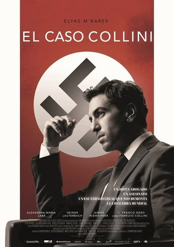 El caso Collini Poster