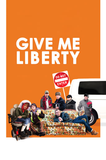 [GUARDA] Give Me Liberty (2019) Streaming Ita Film Completo | @Altadefinizione