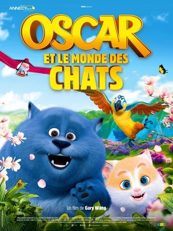 Oscar et Le Monde des Chats: Amazon.fr: Gary Wang: DVD