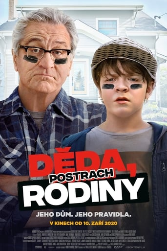 Děda postrach rodiny (2020)