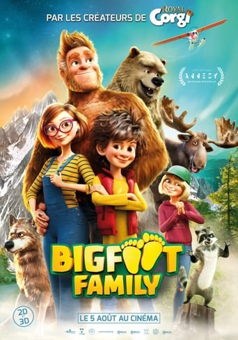 Telecharger Bigfoot Family Webrip 2020 Film Complet Streaming Vf Cpasbien Fr Hd