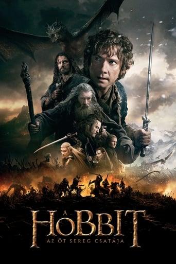 A hobbit: Az öt sereg csatája