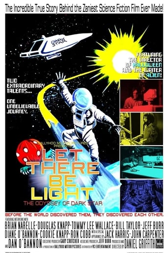 Let There Be Light: The Odyssey of Dark Star