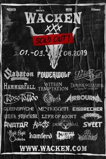 Demons & Wizards Live At Wacken Open Air 2019