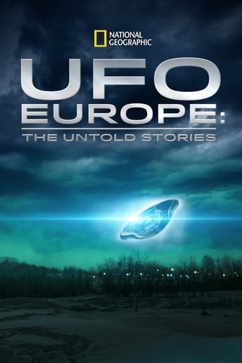 UFO Europe: The Untold Stories