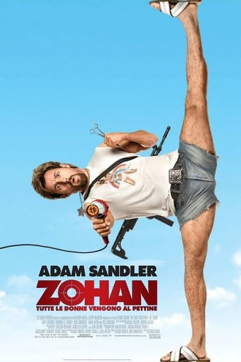 Zohan - Tutte le donne vengono al pettine