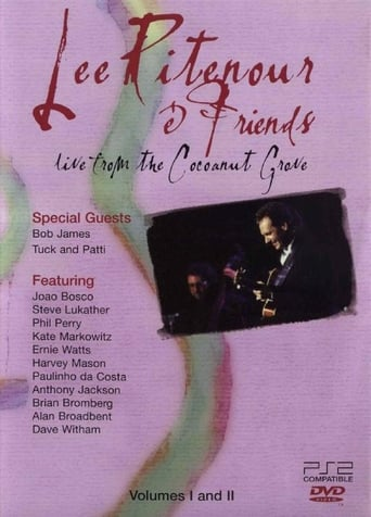 Lee Ritenour and Friends - Live from the Cocoanut Grove