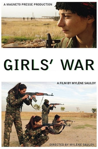 Kurdistan, la guerre des filles