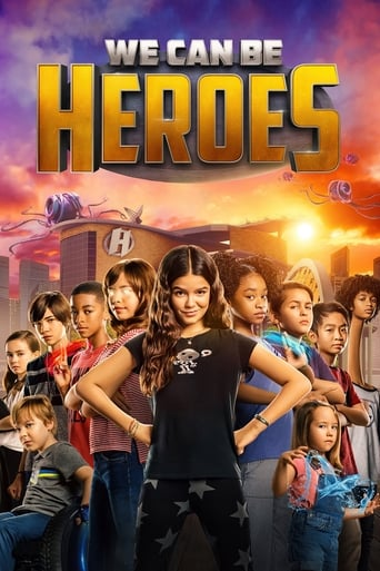 Watch We Can Be Heroes Full Movie Online Free HD 4K