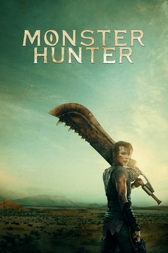 Watch Monster Hunter Full Movie 4K Free