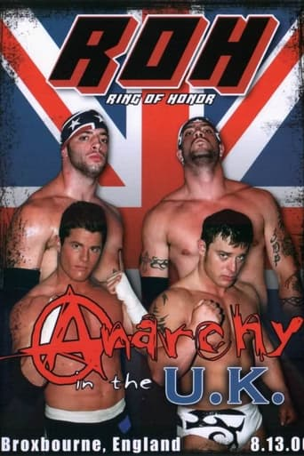 ROH Anarchy in the U.K.