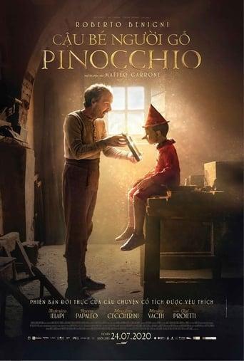 Watch Cậu Bé Người Gỗ Pinocchio Full Movie Online Free HD 4K