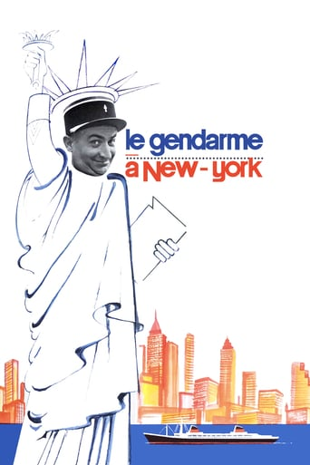 Le Gendarme à New-York