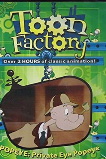 Toon Factory - Popeye: Private Eye Popeye