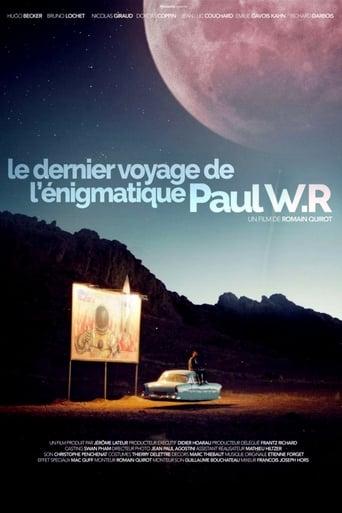Le Dernier Voyage de l'énigmatique Paul W.R
