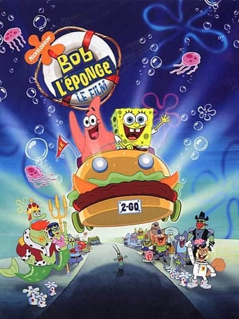 Bob l'éponge - Le film
