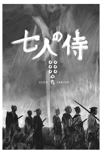 Watch Seven Samurai Online