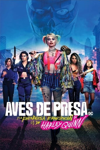 Watch Aves de presa (y la fantabulosa emancipación de Harley Quinn) Full Movie Online Free HD 4K
