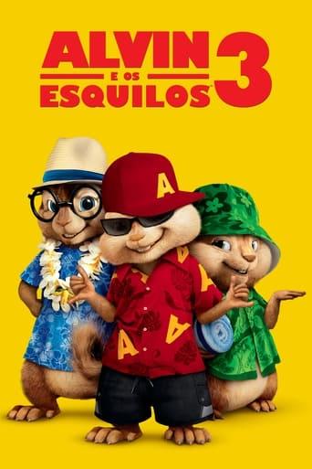 Alvin e os Esquilos 3: Naufragados