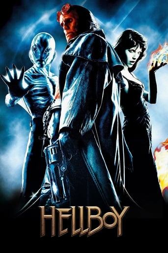 Hellboy Movie Free 4K