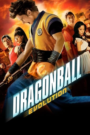 Watch Dragonball Evolution Online