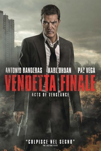 Vendetta finale - Acts of vengeance