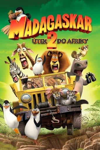 Madagaskar 2: Útek do Afriky
