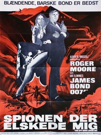 James Bond: Spionen der elskede mig