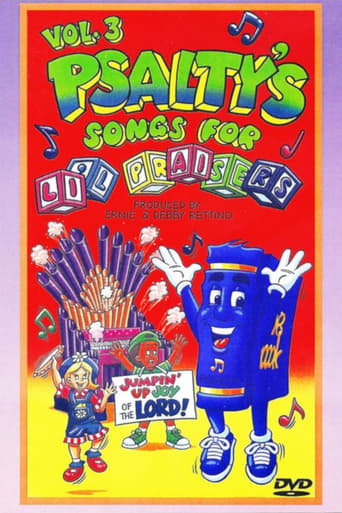 Psalty's Songs for Li'l Praisers, Volume 3: Jumpin' Up Joy of the Lord!