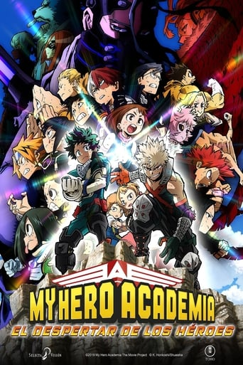 Watch My Hero Academia: el despertar de los héroes Full Movie Online Free HD 4K