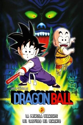 Dragon Ball - La Bella Durmiente en el Castillo Embrujado