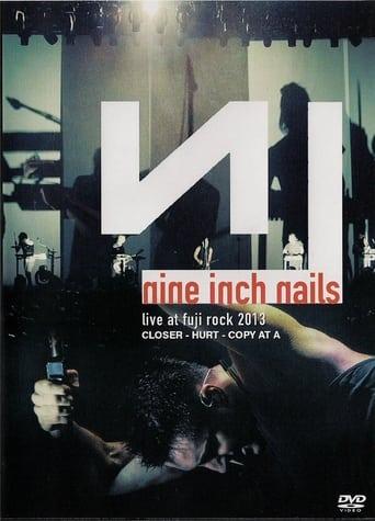 Nine Inch Nails - Live at Fuji Rock