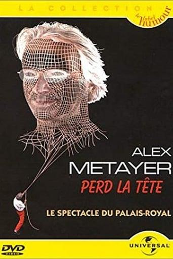 Alex Metayer perd la tête