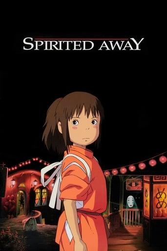 Spirited Away Movie Free 4K
