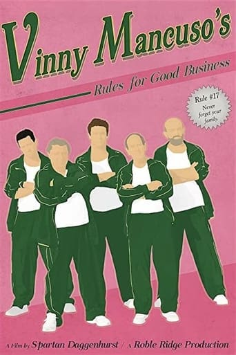Vinny Mancuso's Rules for Good Business