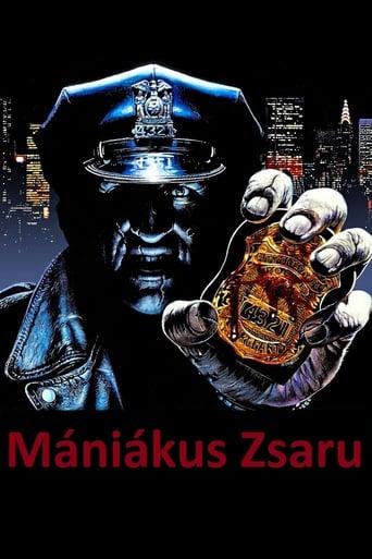 Mániákus zsaru