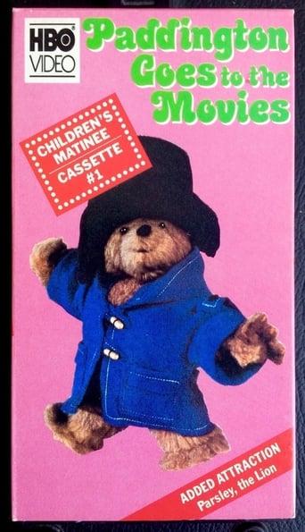Paddington Bear Goes to the Movies