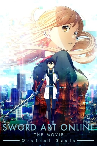 Sword Art Online: The Movie - Ordinal Scale Movie Free 4K