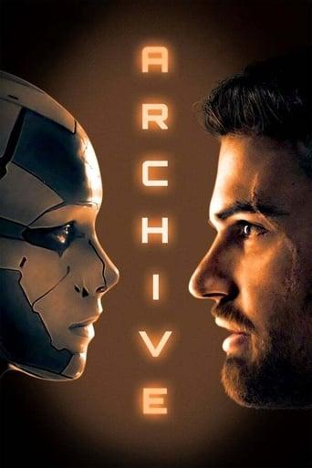 Watch Archive Full Movie Online Free HD 4K