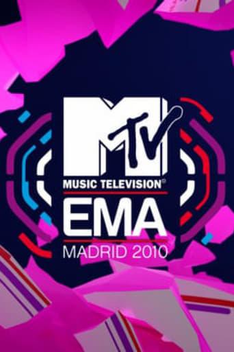 MTV EMA Madrid 2010