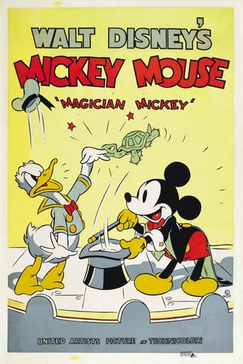 Micky, der Zauberer