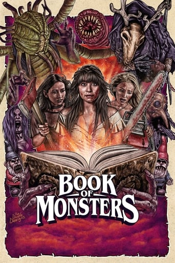 thumb Book of Monsters