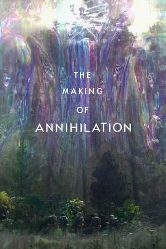 The Making of Annihilation