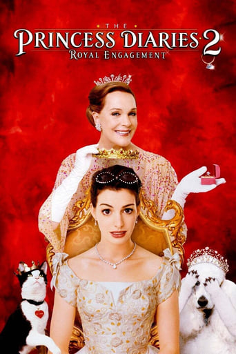 On the Set: The Princess Diaries 2 – Royal Engagement