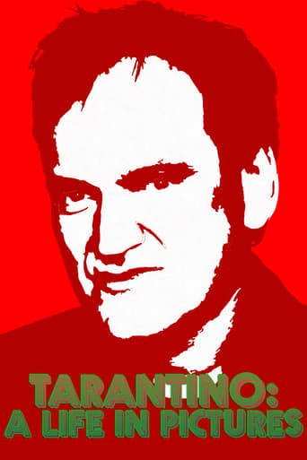 Quentin Tarantino: A Life in Pictures