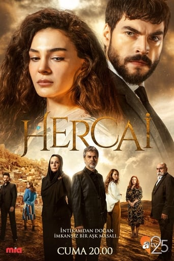 Hercai poster